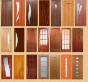 Двери межкомнатные стандартные