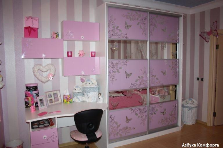 детская мебель +для девочки