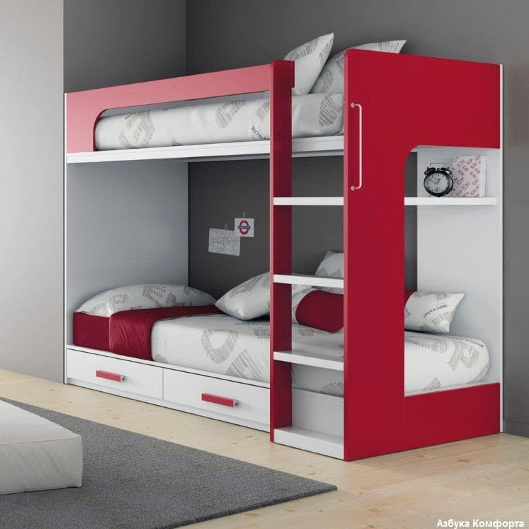 кровать двухъярусная донецк