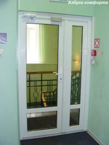 мметаллопластиковые двери