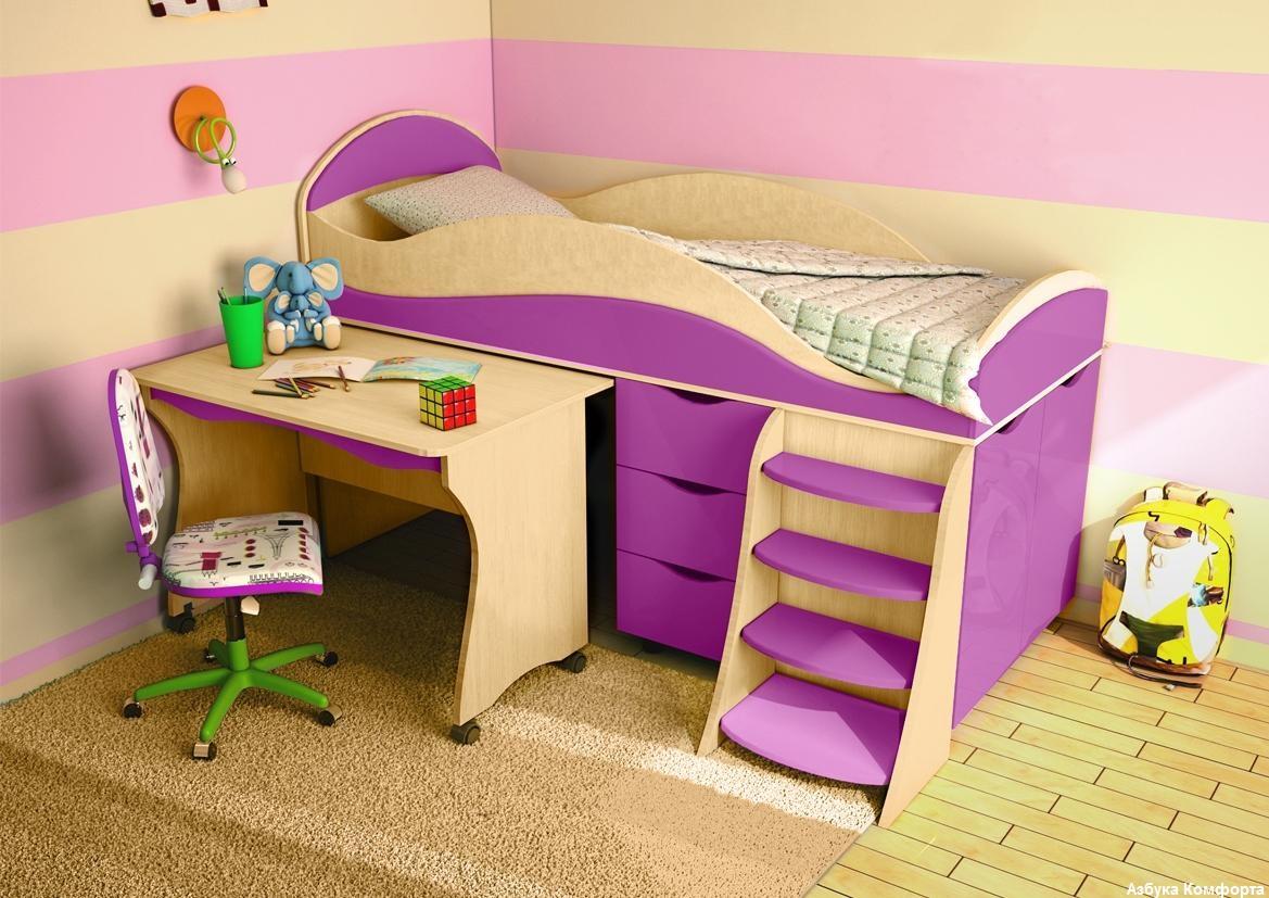 двухъярусная кровать +для детей