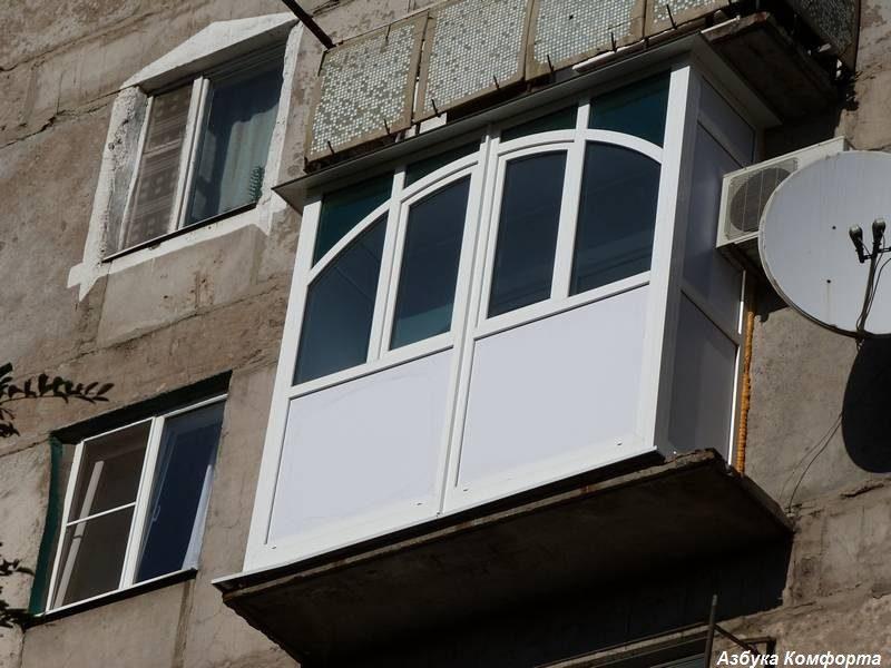 пластиковые двери +на балкон