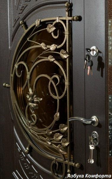 входные двери донецк 1