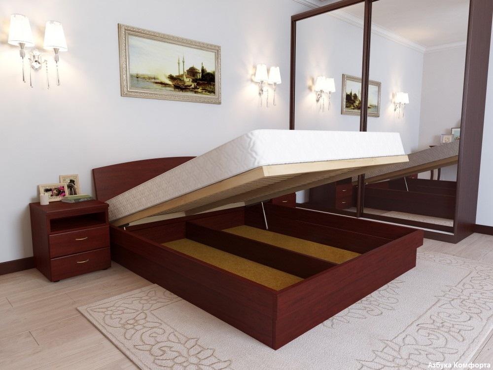 подъемная кровать