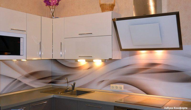 панели +для кухни