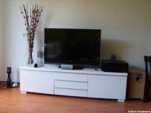 белая тумба телевизор Донецк